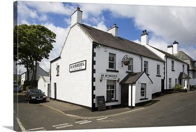 McBrides Pub, Cushendun, County Antrim, Ireland