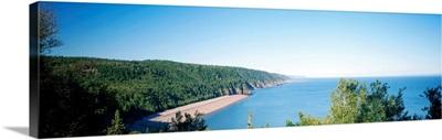 Melvin Beach Bay of Fundy New Brunswick Canada