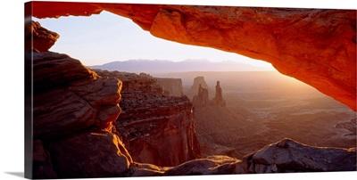 Mesa Arch Canyonlands UT