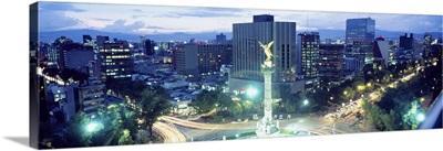 Mexico, Mexico City, El Angel Monument