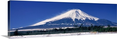 Mount Fuji Oshino Yamanashi Japan
