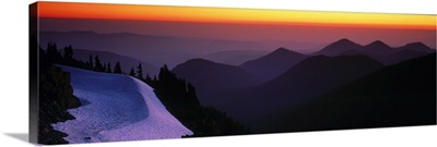 Mount Rainier National Park WA USA