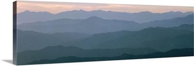 Mountain Mist (Norikura Skyline Road ) Azumi Village Nagano Japan
