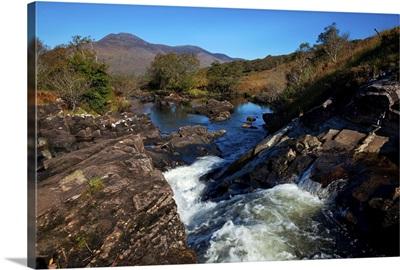 Mountain Stream in the Black Valley, Killarney National Park, County Kerry, Ireland