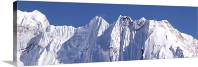 Mountains Everest National Park Nepal