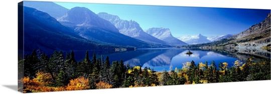 Mountains Glacier National Park MT