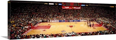 NBA Finals Bulls vs Suns, Chicago Stadium, Chicago, Illinois