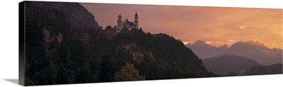 Neuschwanstein Palace Bavaria Germany