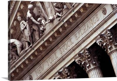 New York Stock Exchange New York NY