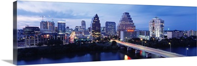 Night Austin TX