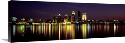 Night Louisville KY
