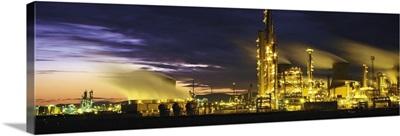 Night Oil Refinery