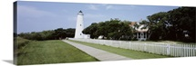 Ocracoke Lighthouse Outer Banks NC