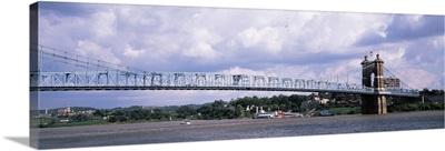 Ohio, Cincinnati, Ruebling Bridge