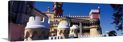 Palacio Nacional de Pena Sintra Portugal
