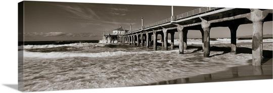 Pier Manhattan Beach Los Angeles County California