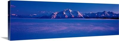 Pioneer Peak Chugach Mountains Palmer AK
