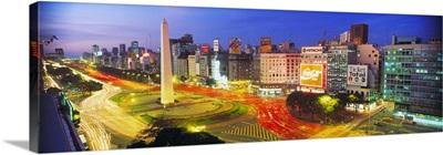 Plaza de la Republica Buenos Aires Argentina