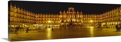 Plaza Mayor Castile & Leon Salamanca Spain