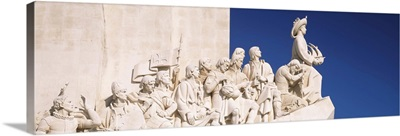 Portugal, Lisbon, Monument To The Discoveries