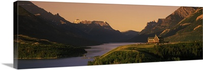 Prince of Wales Hotel Waterton Lake Alberta Canada