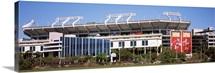 Raymond James Stadium home of Tampa Bay Buccaneers, Tampa, Florida