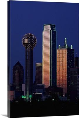 Reunion Tower Dallas TX