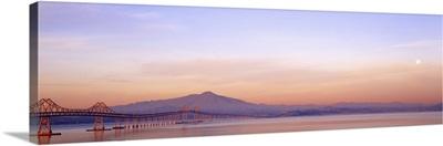 Richmond-San Rafael Bridge Marin County CA