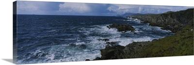 Rocks on the coast, Republic of Ireland