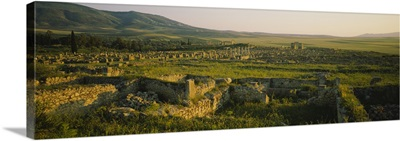 Ruins of roman structures, Mauretaaniaa Tingitana, Morocco