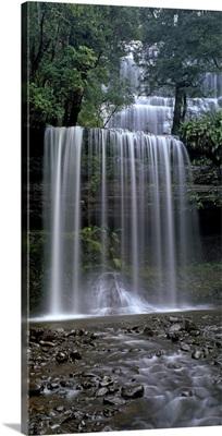 Russell Falls Mt Field National Park Tasmania Australia
