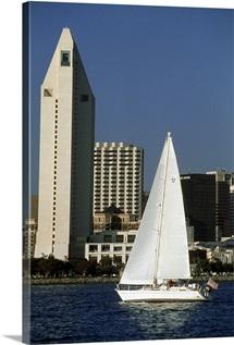 Sailboat San Diego CA