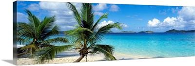 Salomon Beach US Virgin Islands