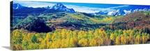 San Juan Mountains CO
