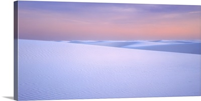 Sand Dunes White Sands National Monument NM