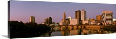 Scioto River Columbus OH