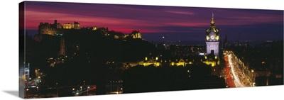 Scotland, Edinburgh, Royal Mile