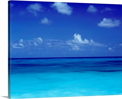 Seascape Maldives Island