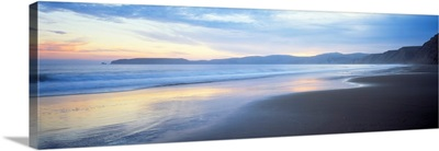 Seascape Point Reyes CA