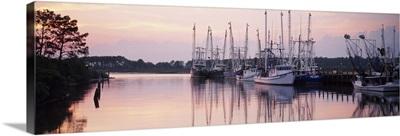 Shrimp Boats AL