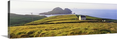 Skellings & Puffin Islands County Kerry Ireland