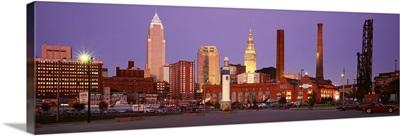 Skyline Cleveland OH