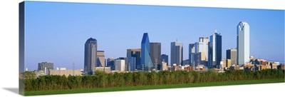 Skyline Dallas TX