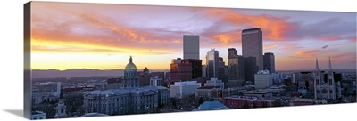 Skyline, Denver, Colorado