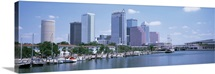 Skyline & Garrison Channel Marina Tampa FL