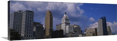 Skyscrapers in a city, Cincinnati, Ohio