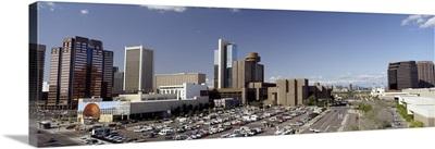Skyscrapers in a city, Phoenix, Maricopa County, Arizona
