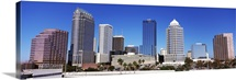 Skyscrapers in a city, Tampa, Florida