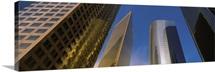 Skyscrapers Los Angeles CA