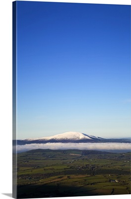 Slieveamon from Crottys Rock, Comergah Mountains, County Waterford, Ireland